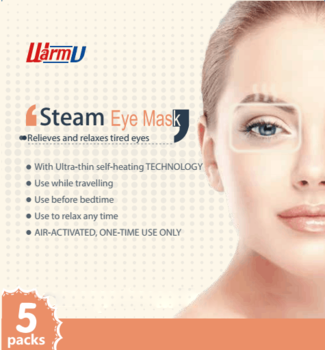Fragrance Free Steam Eye Mask